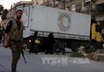 Quân đội Syria ngừng bắn sau nửa đêm