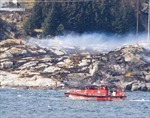 Tìm thấy 11 thi thể trong vụ máy bay rơi ở Na Uy