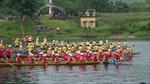 """Quảng Bình: Đặc sắc Hội thi """"Cá trắm và đua thuyền sông Son"""""""