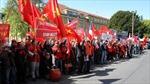 Báo Séc đưa tin về biểu tình phản đối Trung Quốc của người Việt