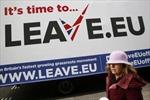 Thêm nhiều người Anh ủng hộ ở lại EU