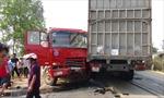 Tai nạn liên hoản trên QL 1A, ba người chết tại chỗ