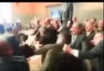 """Nghị sĩ Thổ Nhĩ Kỳ """"hỗn chiến"""" trong phiên họp Quốc hội"""