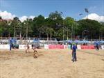 Khai mạc giải Bóng chuyền bãi biển nữ Châu Á 2016