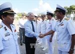 Tổng Bí thư Nguyễn Phú Trọng thăm Vùng 4 Hải quân