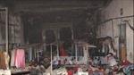 Hà Nội: Một ngày hai vụ cháy nhà dân