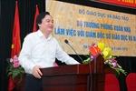 Bộ trưởng GD&ĐT nêu định hướng của ngành