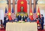 Bước tiến lớn trong quan hệ Việt - Mỹ