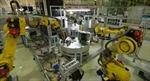 Robot thay con người sản xuất iPhone