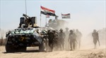 Quân đội Iraq giằng co nảy lửa với IS tại Fallujah