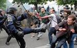 Trước thềm Euro 2016, biểu tình vẫn sục sôi tại Pháp