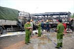 Kết luận ban đầu về nguyên nhân vụ tai nạn tại Bình Thuận