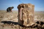 Nhọc nhằn dò mìn ở Trung Đông