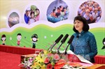 Phát động Tháng hành động quốc gia vì trẻ em năm 2016