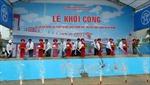 Khởi công xây dựng cầu vượt Ô Đông Mác – Nguyễn Khoái
