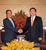 TP.HCM và tỉnh Attapeu (Lào) thúc đẩy hợp tác