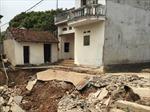 Sụt lún đất tại Mỹ Đức, Hà Nội là do sập hang động dưới lòng đất