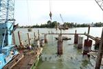 Điều tra tai nạn lao động trên công trường cầu Ghềnh
