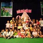"""""""Chuyến xe tuổi thơ"""" - sân chơi đầy ý nghĩa cho trẻ"""