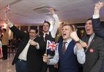 Cung bậc cảm xúc người Anh với cuộc bỏ phiếu Brexit