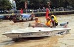 Một cảnh sát đường thủy hy sinh khi làm nhiệm vụ