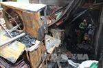 Vụ cháy khiến 4 người tử vong có thể do chập điện