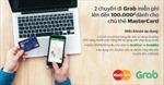 Thanh toán cước TaxiGrab qua thẻ thanh toán quốc tế
