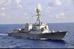 Mỹ, Nga cáo buộc nhau tập trận nguy hiểm tại Địa Trung Hải