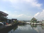 Thanh tra việc di dời nhà nổi, du thuyền Hồ Tây trong tháng 7