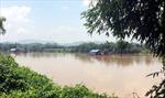 """Nguy cơ tỉnh lộ 166 bị sông Hồng """"nuốt trôi"""""""
