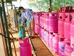 Bình gas 12kg giảm 14.000 đồng