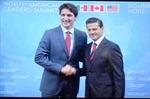Bắc Mỹ đạt thỏa thuận tham vọng về năng lượng và môi trường