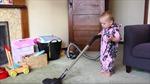 Làm thế nào để buộc đứa bé dọn nhà