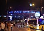 Thổ Nhĩ Kỳ bắt giữ 13 người sau vụ đánh bom sân bay Ataturk
