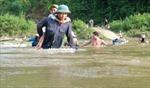 Mưa lũ tại Thái Nguyên cuốn trôi 2 người