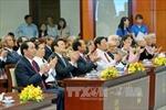 Kỷ niệm 40 năm Ngày Sài Gòn - Gia Định mang tên Chủ tịch Hồ Chí Minh