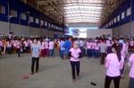 Hơn 1.000 công nhân Panko Tam Thăng nghỉ việc phản đối lương thấp