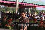 Đề nghị bác toàn bộ kháng cáo vụ thảm sát 6 người tại Bình Phước