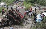 Tai nạn xe buýt gây nhiều thương vong tại Iran và Pháp