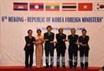 Hội nghị Bộ trưởng Ngoại giao Mekong – Hàn Quốc lần thứ 6