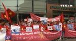 Người Việt ở Hàn Quốc phản đối hành động của Trung Quốc tại Biển Đông