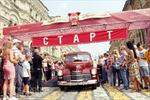 Ngày hội cho người chơi ô tô cổ ở Moskva