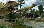 Phát hiện dấu chân của khủng long cao ngang nhà 5 tầng