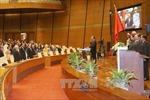 Phát biểu của Thủ tướng thể hiện quyết tâm của Chính phủ