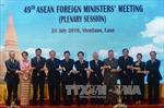 Hội nghị AMM 49 là một thành công của ASEAN