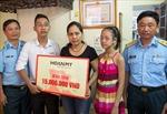 Hỗ trợ gia đình các phi công, thành viên tổ bay Su 30 và CASA 212