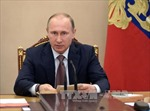 Tổng thống Nga hợp nhất Crimea vào Vùng liên bang