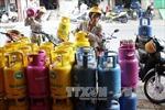 Từ 1/8, giá gas giảm 375 đồng/kg