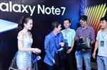Thế giới di động trao Galaxy Note 7 cho những khách hàng đầu tiên