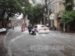 Bão số 4 gây mưa to ở Hà Tĩnh - Quảng Trị, gió giật cấp 7
